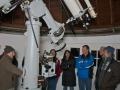 Das Teleskop der Sternwarte