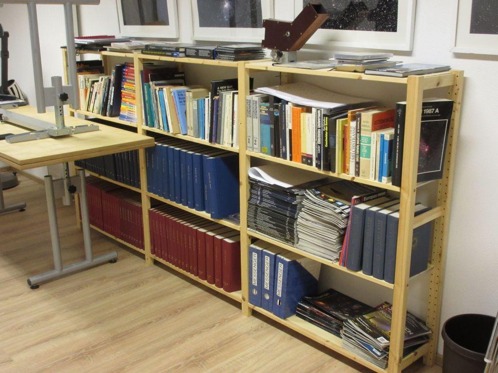 Bibliothek der Sternwarte