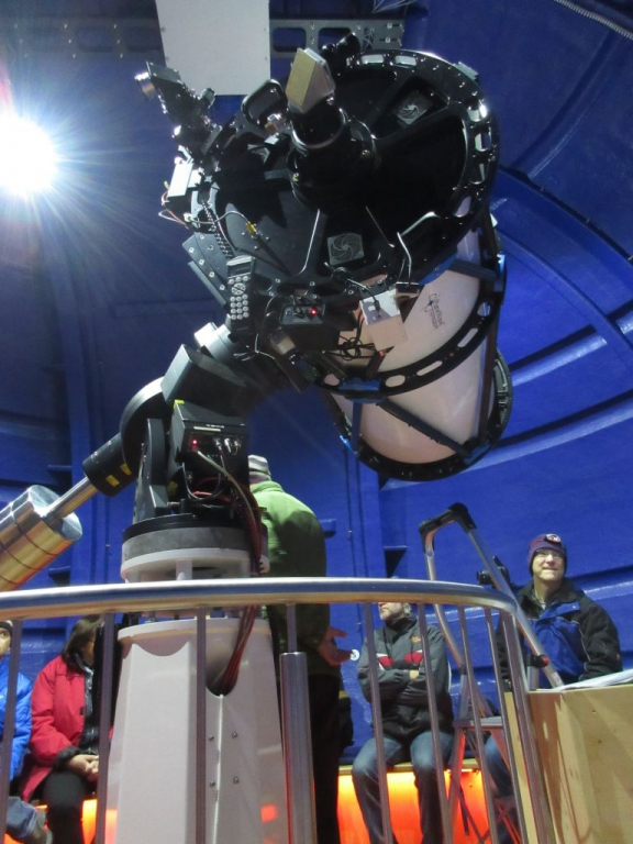 Das Teleskop