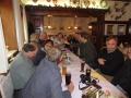 Abendessen im Gasthof Geiger