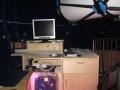 Teleskop-Leitstand