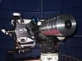 Teleskop mit Gegengewicht