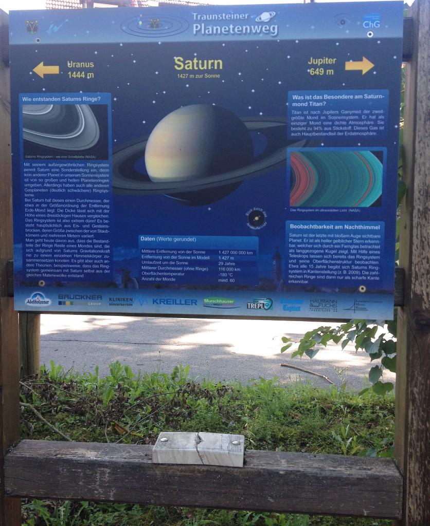 SaturnVerschwunden
